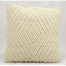 Lifestyle Heavy Loop Diamond Pillow