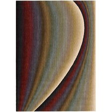 Radiant Arts Rainbow Rug