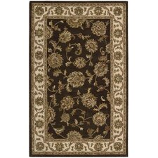 <strong>Nourison</strong> India House Chocolate Rug