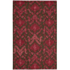<strong>Nourison</strong> Siam Brown/Red Rug