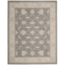 New Horizons Pewter Rug