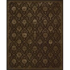 Regal Chocolate Rug