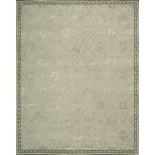 Regal Beige/Blue Cloud Rug