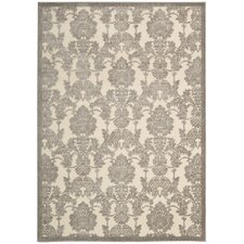 Graphic Illusions Ivory/Latte Rug