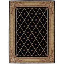 Ashton House Black Rug