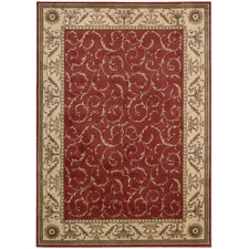 Somerset Red Rug