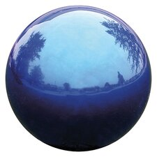 "12"" Blue Mirror Ball"