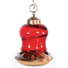 Audubon Mini Lantern Hummingbird Feeder