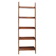 "Lean-to 75.5"" Bookcase"