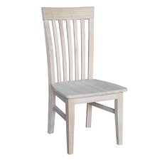 Unfinished Tall Mission Side Chair (Set of 2)