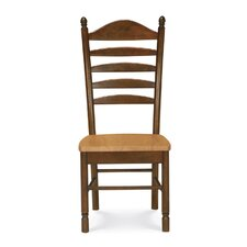 Madison Park Ladderback Side Chair (Set of 2)