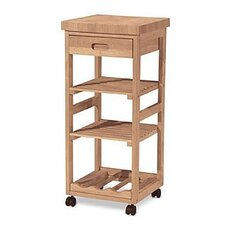 <strong>International Concepts</strong> Kitchen Cart