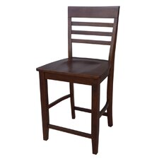 "<strong>International Concepts</strong> Dining Essentials Height 24"" Bar Stool"