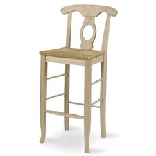 "<strong>International Concepts</strong> Empire 30"" Bar Stool"
