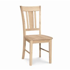 San Remo Slat Back Side Chair (Set of 2)
