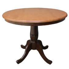 <strong>International Concepts</strong> Round Dining Table