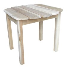 <strong>International Concepts</strong> Adirondack Side Table