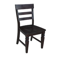 Java Ladderback Side Chair