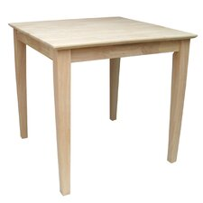 <strong>International Concepts</strong> Shaker Dining Table