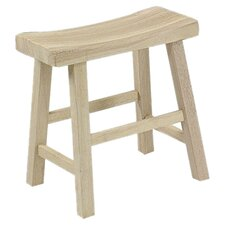 "18"" Saddleseat Stool"