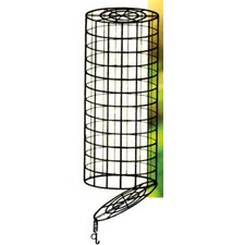 Create A Haven Caged Bird Feeder