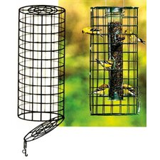 Create A Haven Cage Tube Feeder