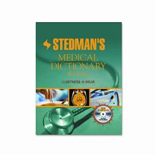 Stedman'S Medical Dictionary, 2030 Pages