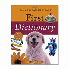 American Heritage First Dictionary, Grade K-3, Hardcover, 416 pages