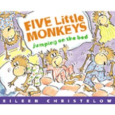 Five Little Monkeys Jumping On The