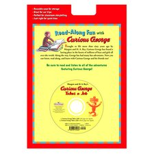 <strong>Houghton Mifflin</strong> Carry Along Book & Cd Curious