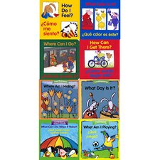Good Beginnings Bilingual (Set of 8)