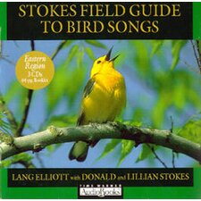Field Guide To Bird Songs East - 3 Piece CD Set