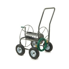 <strong>Lewis Lifetime Tools</strong> 4 Wheeled Hose Truck Easy Assembly