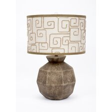 "25"" Ceramic Table Lamp"