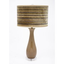 "30"" H Reagal Ceramic Table Lamp"
