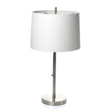 "26"" H Modern Table Lamp"