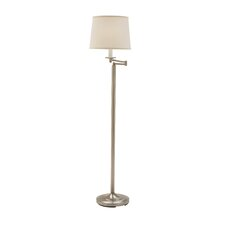 <strong>Fangio Lighting</strong> Swing Arm Floor Lamp
