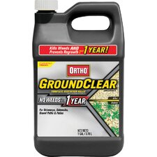 1 Gallon Ground Clear Complete Vegetation Killer