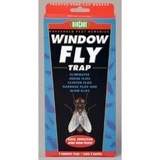 <strong>Springstar</strong> BioCare™ Window Fly Traps