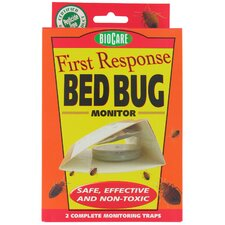 First Response Bed Bug Monitor