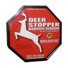 <strong>Messina Wildlife</strong> Deer Stopper Barrier Ribbon