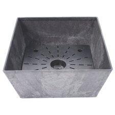 Ella Low Square Planter Box
