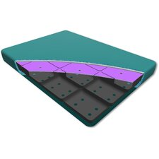 Duo-Cell Hydraulic Water Mattress