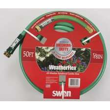 "50"" WeatherFlex All Weather Reinforced Garden Hose"