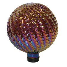 Swirl Glass Gazing Globe