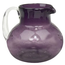 Iris Pitcher in Plum