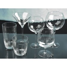Optic Flute Glass (Set of 4)