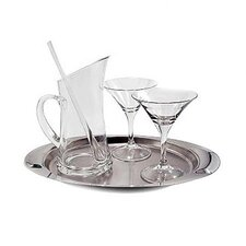Upstairs 5 Piece Martini Glass Set