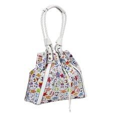 Sunny Days Drawstring Tote Bag