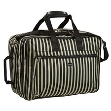 "Stripe 13.75"" Convertible Carry On"